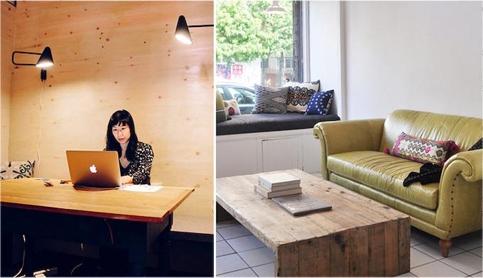 Photos by Victoria Smith, Makeshift Founder / Sarah Deragon, Makeshift Member