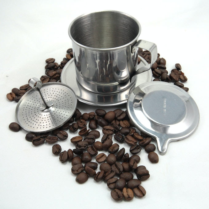 DOSE: Stainless, Filterless, coffee and tea for mason jars by Kirby Kickstarter