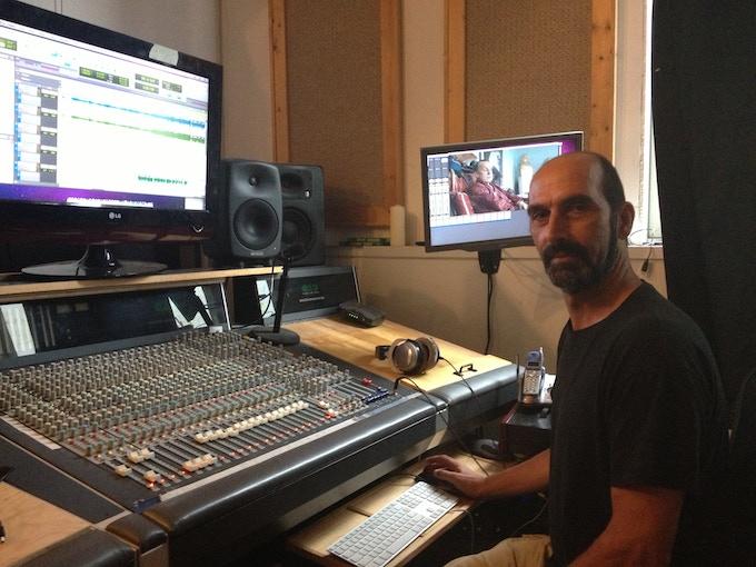 Joe Davi (sound design)