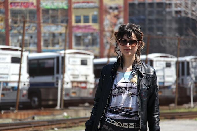 Veronica Santi (director)
