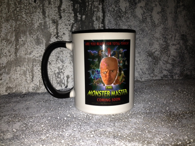 Coffee tastes much better out of this mug!  $50.00