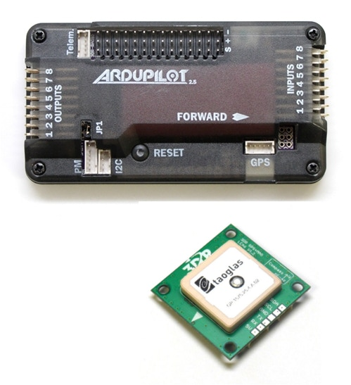 SwitchBlade-Pro Flight Controller & GPS module
