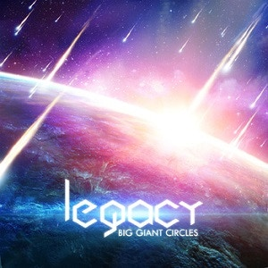 Legacy album cover by Jessie Lam