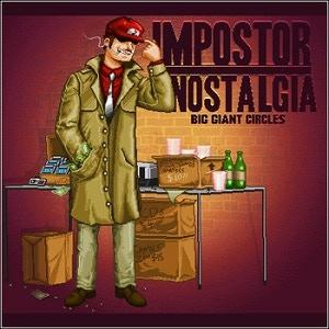 Impostor Nostalgia album cover by Blake Troise