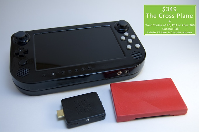 The Basic Package: (Prototype Representation Only) Charging Cables and Controller Sync Cables Not Show But Included