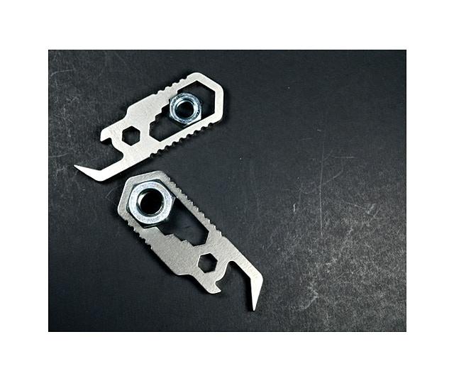 Pocket Wrench - SAE & Metric
