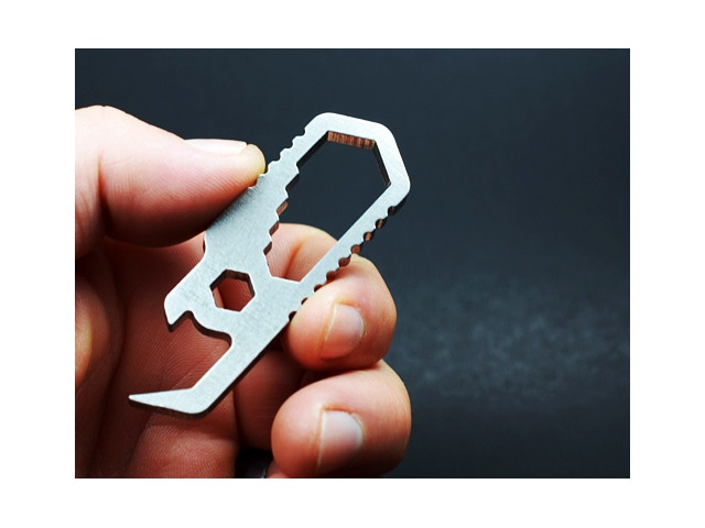 Pocket Wrench - Ergonomic, Lightweight and Compact