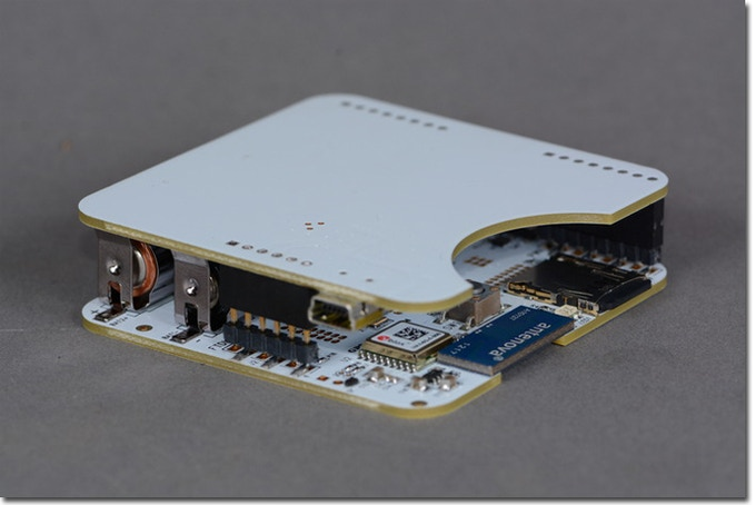GPS Sandwich for those that like a more traditional shape.  $79 or $95 Pledge