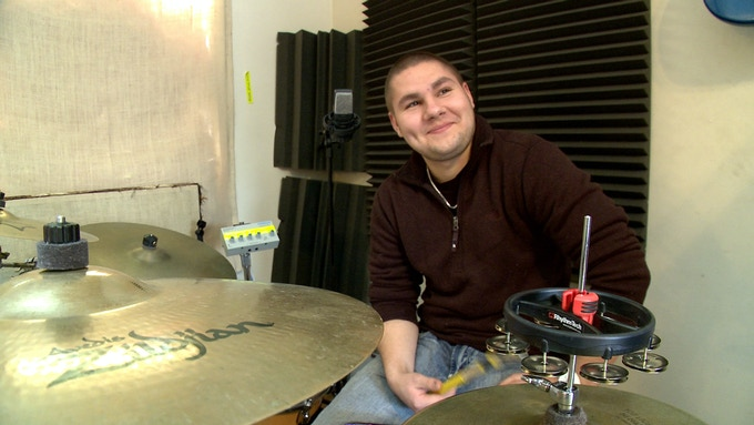 Cody Webster (Drums)