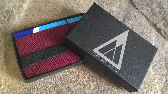 Get your Flip Wallet in a Gift Box!
