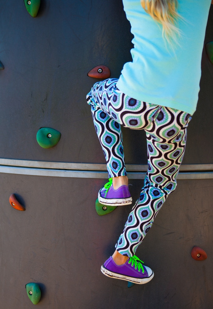 e1c13d9f9 Züpers: Strong Leggings for Strong Girls by Wendy Feller — Kickstarter