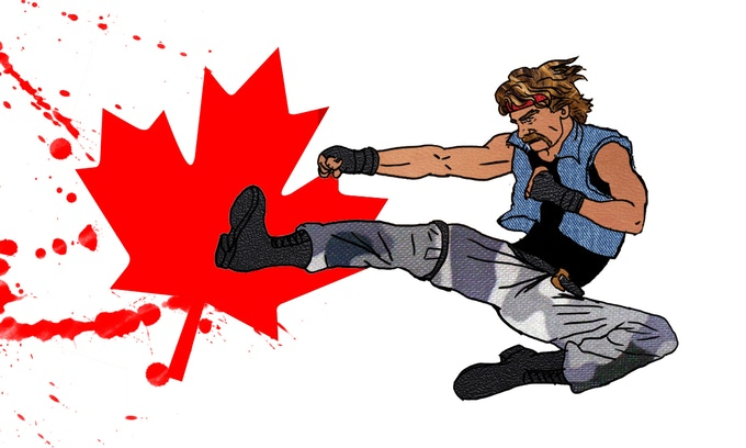 Tim Short Auto Group >> Canadian Ninja by Tim Tracey —Kickstarter