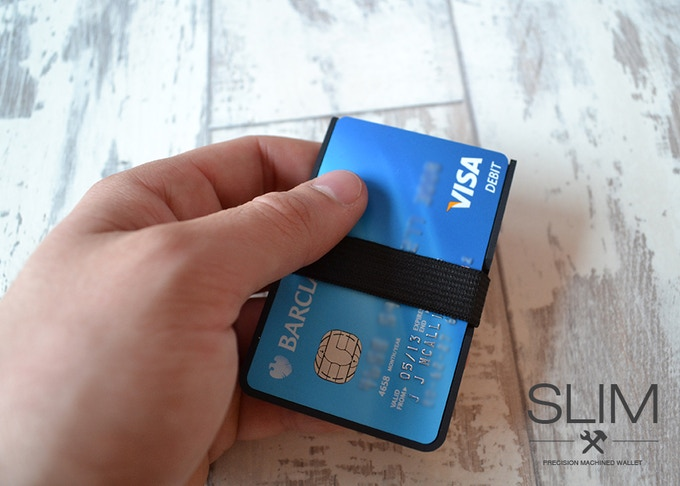 Easy and quick access to cards