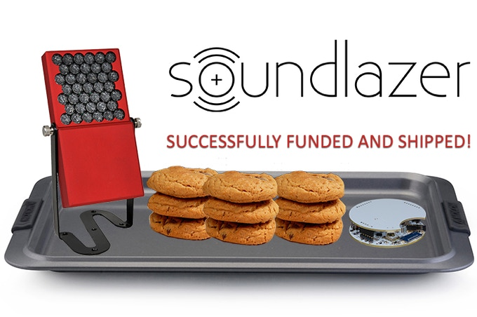 Click here to see my first project that funded at 263% of goal and shipped to backers June 2012
