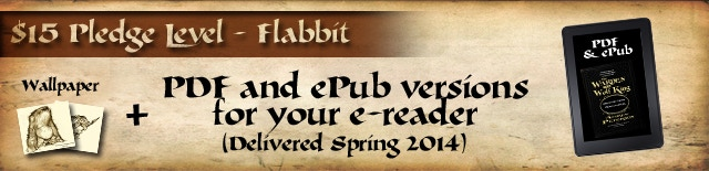 --upgrade to Cave Blat or higher to receive all stretch goals we reach