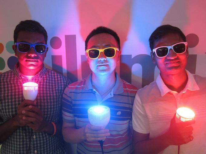 ilumi the world 39 s smartest lights by ilumi solutions. Black Bedroom Furniture Sets. Home Design Ideas