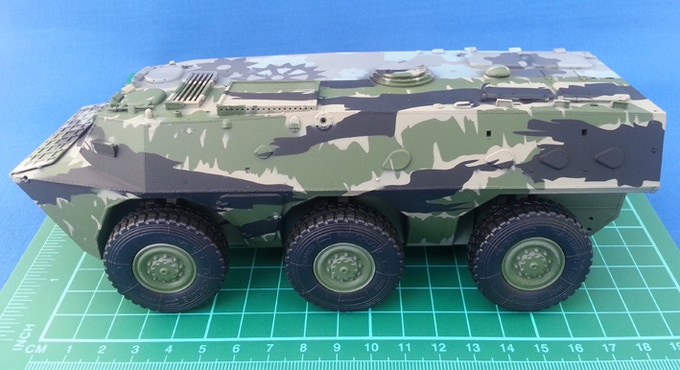 Tiger Stripe style camo for your vehicles