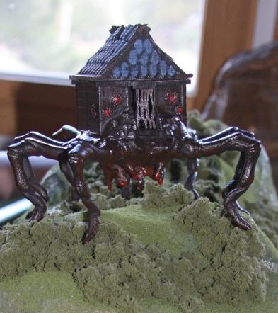 Spider House