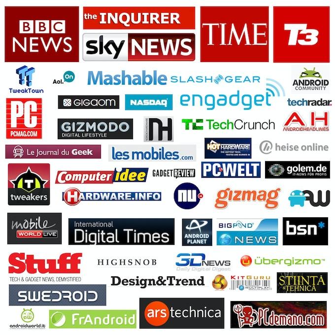 Omate TrueSmart in International Press Worldwide