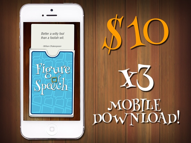 $10 - 3 MOBILE DOWNLOADS!