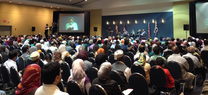Marwa Aly on ISNA on Sacred Spaces and UnMosqued
