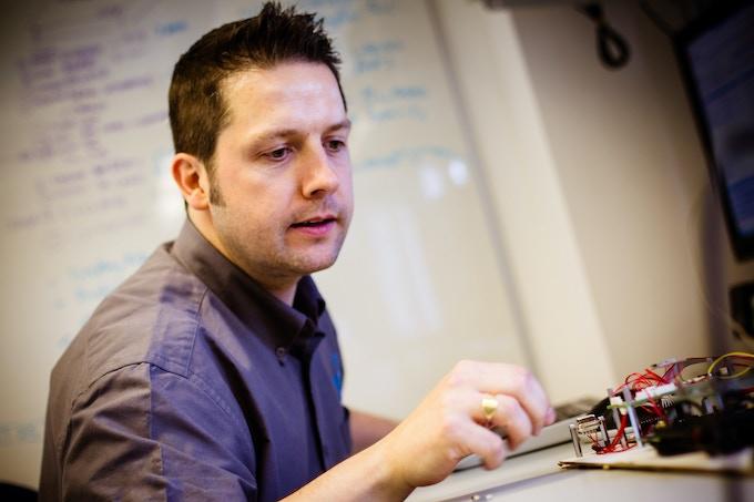 Lee Shaw - Lead Engineer