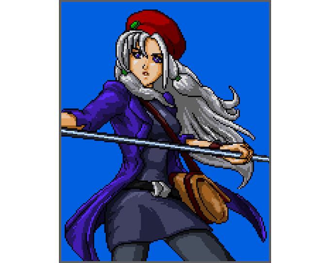 Cosmic Star Heroine (Sci-Fi/Spy RPG) for PC/Mac/PS4/Vita by