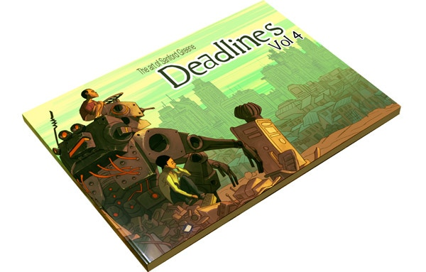 Deadlines VOL. 4: Softcover Edition