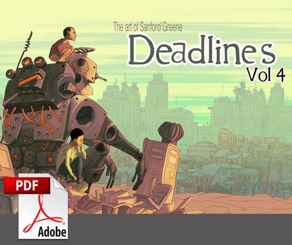 Deadlines VOL. 4: PDF Edition