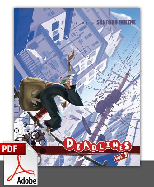 Deadlines VOL. 3: PDF Edition