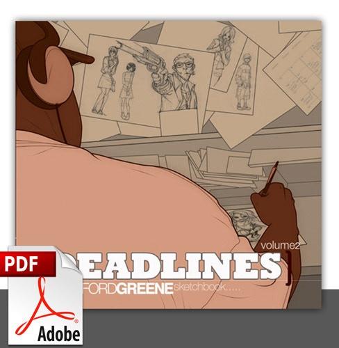 Deadlines VOL. 2: PDF Edition