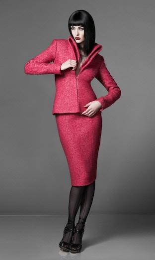 Fall 2009 - Natasha jacket + Talia Skirt