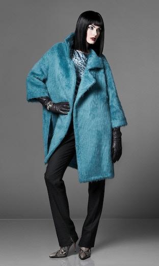 Fall 2009 - Lola Coat