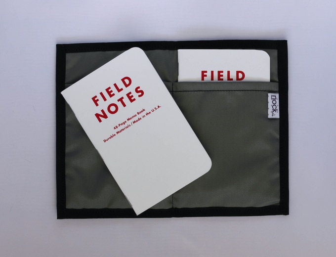 Field Notes not included. :)