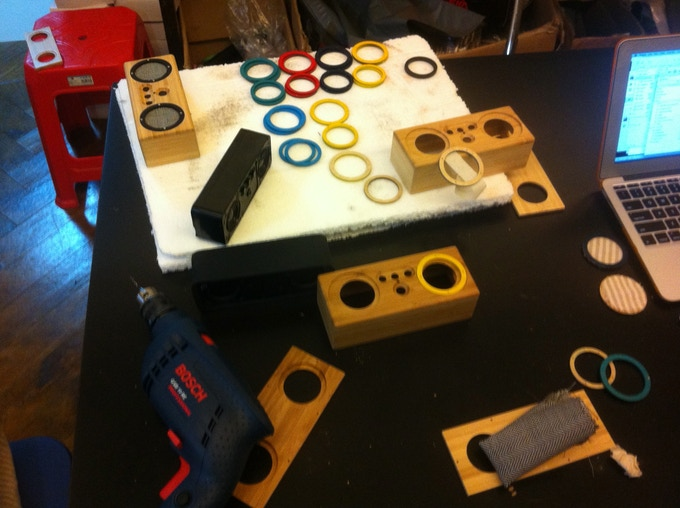 Final Prototyping and Color Selection