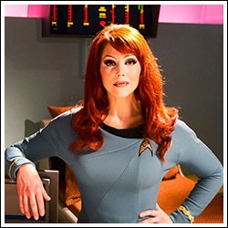 Michele Specht as Dr. McKenna