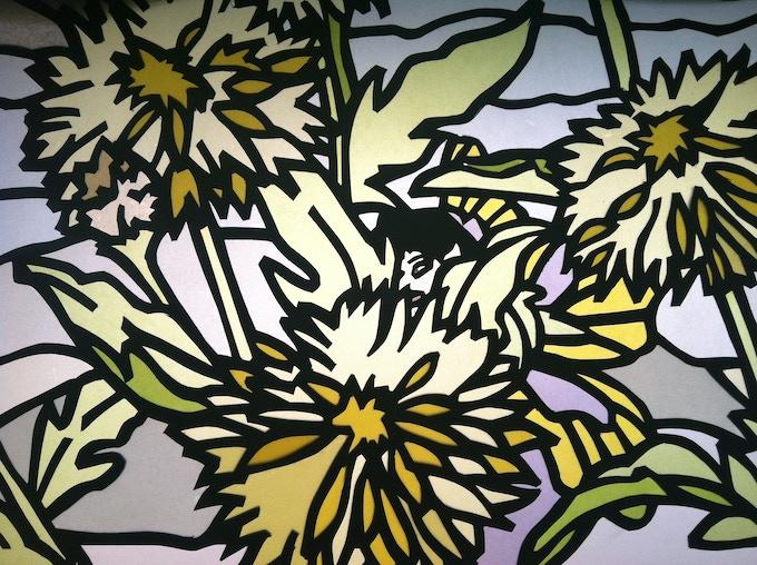 Dandelions and the hidden Fae