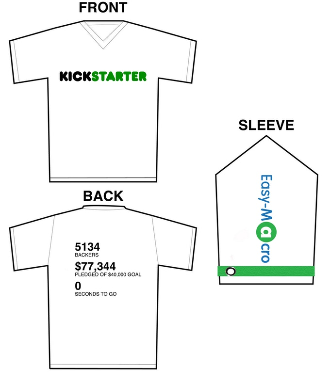 Totals on the back will be updated to match the actual results of the campaign!