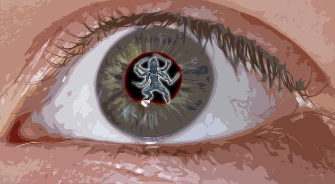 Eye Of the Goddess