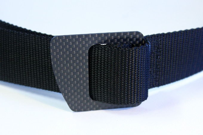 Classic Carbon Buckle