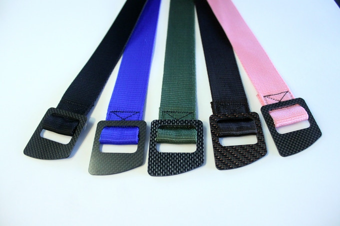 Black, Blue, Green, Brown, Pink