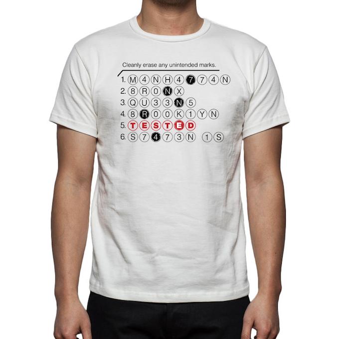 Tested NYC Shirt ($50)