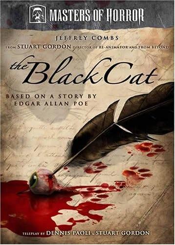 Black Cat DVDs, too....