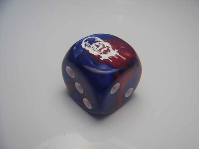 These are the Drip Frank Dice!