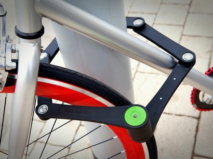 Locking Bike 3