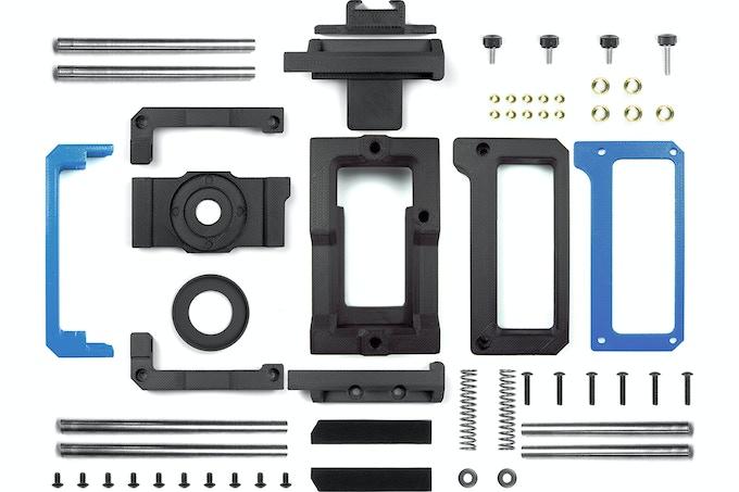 Beastgrip components