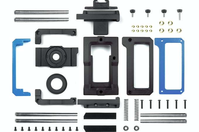 Beastgrip components