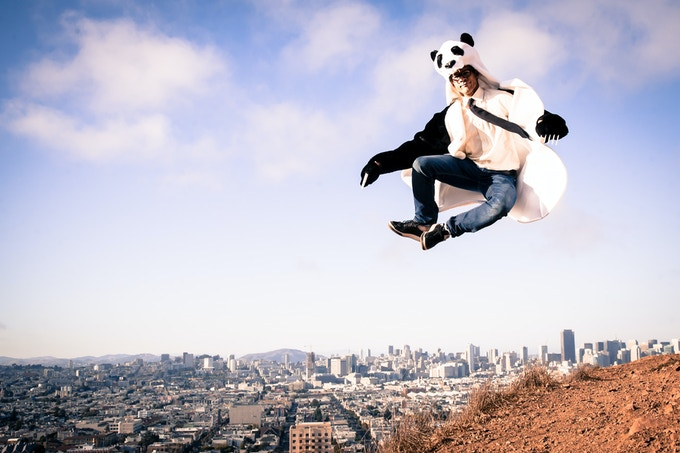 Note: Panda Coats do not allow you to fly