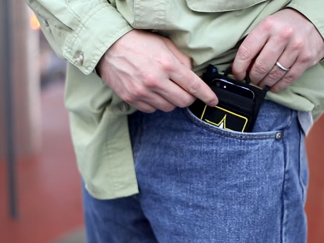 Works Well For Protecting Phones In Pockets.