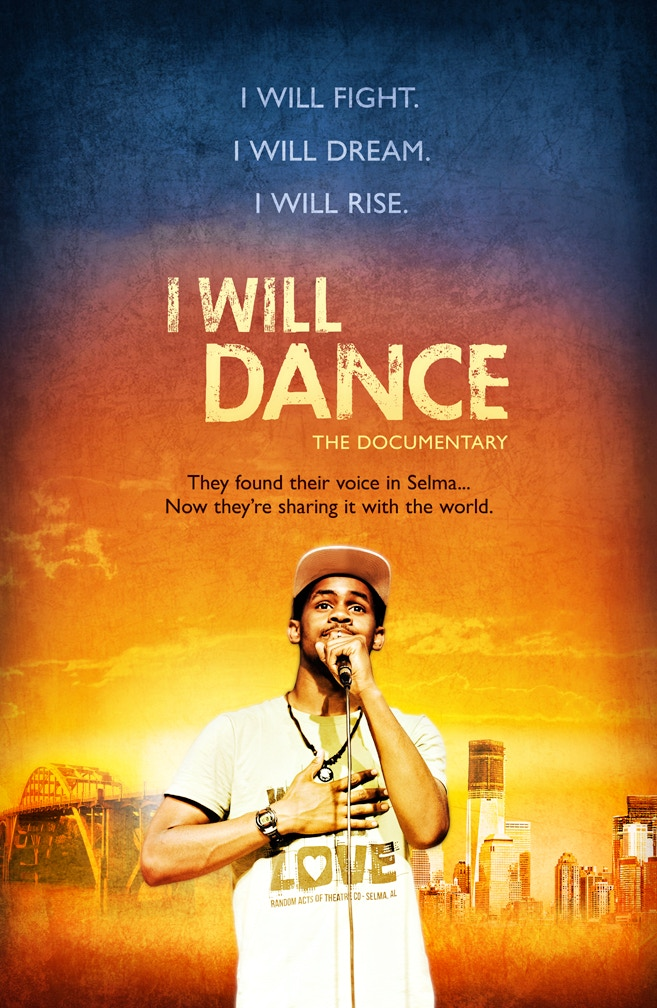 I Will Dance Poster